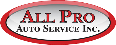 All Pro Auto Service and Sales Logo